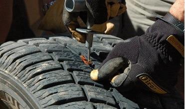 Tyre Repair Service
