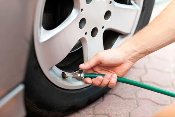 Nitrogen Pressure Hi Way Tyres